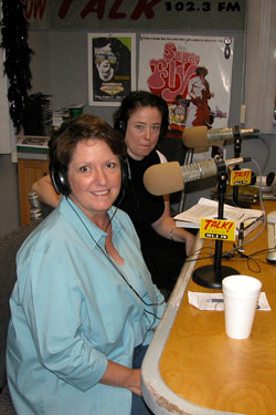 Martha Berry - Chattanooga Talk Radio, 2007